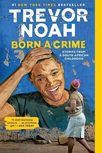Trevor Noah,一个见不得人的人