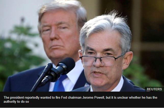 """为什么美联储主席降息了还要被特朗普骂""""蠢蛋""""?"""