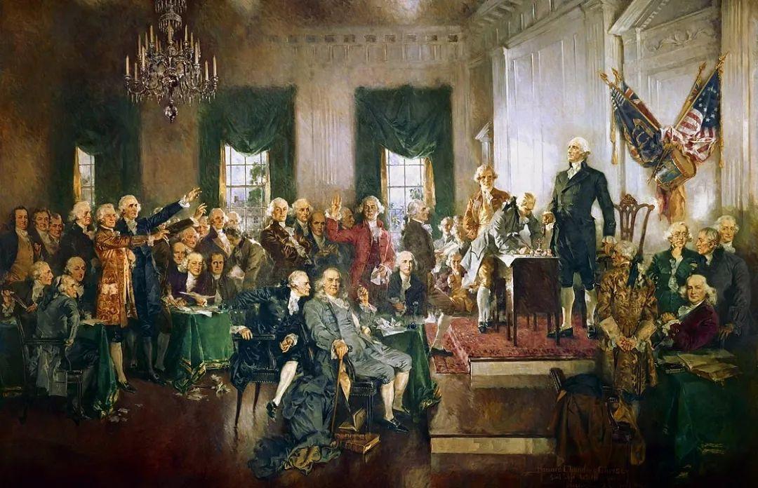 美利坚缔造者——你所了解和不了解的华盛顿