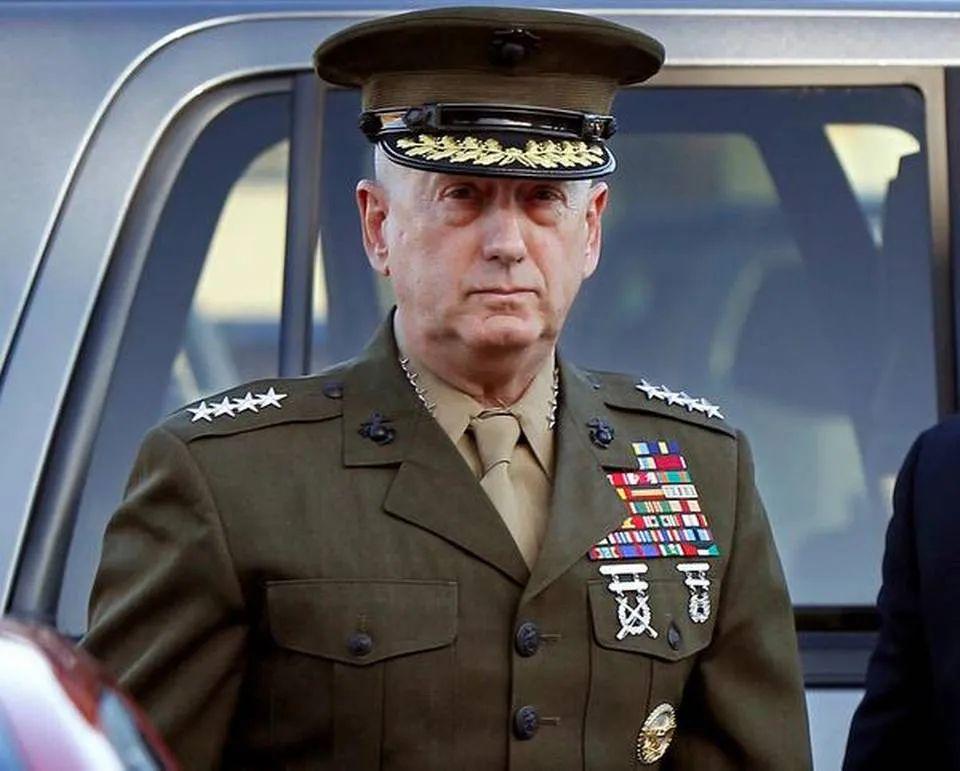 前国防部长马提斯罕见谴责特朗普总统,指其分裂美国挑动内斗