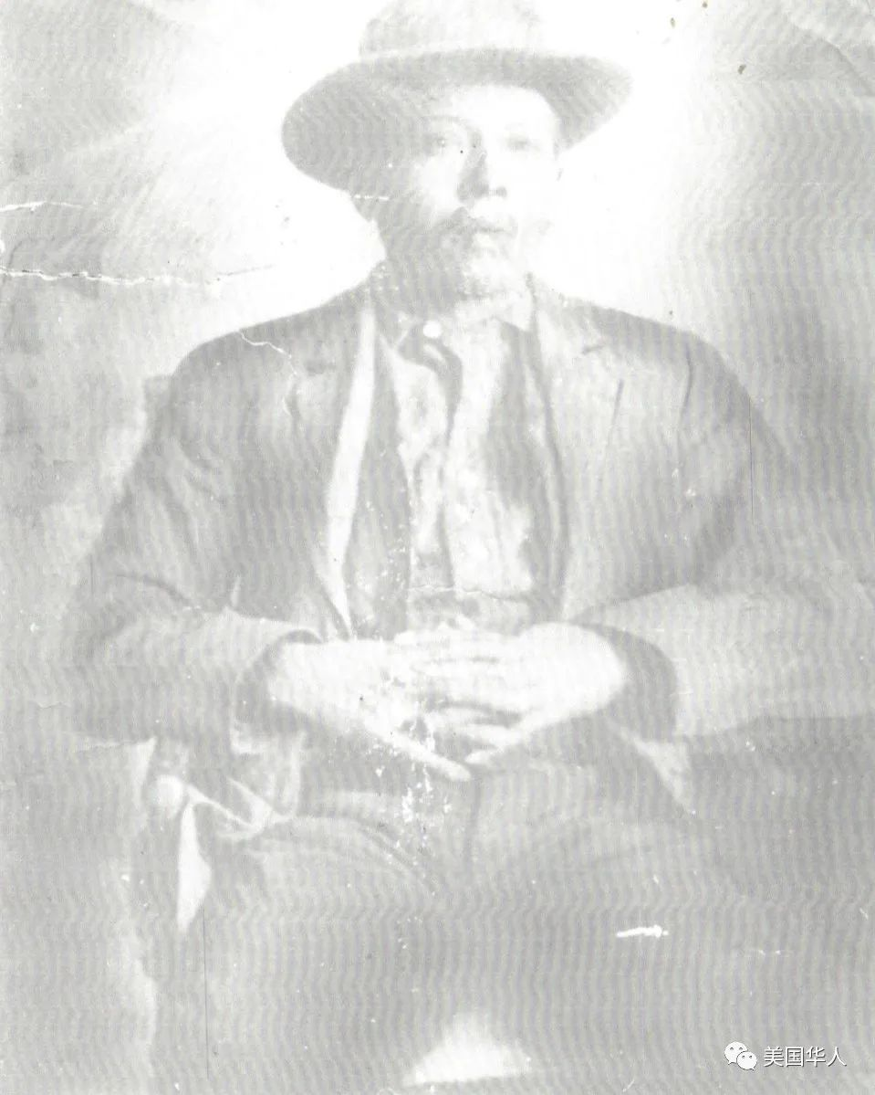 铁路华工爱上自由了的女奴:德克萨斯最早的华人家族故事