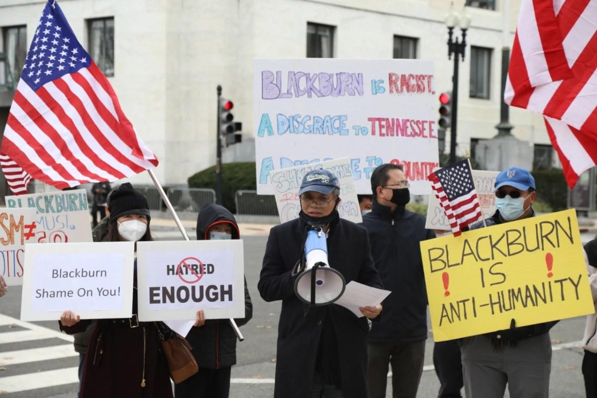 联署致美国国会的公开信,要求参议员布莱克本正式道歉 – 最新战报和问题解答