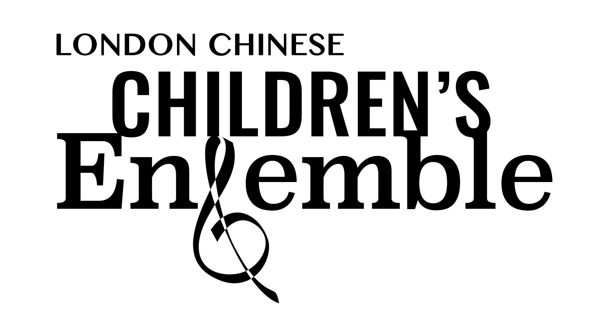 The logo of London Chinese Children's Ensemble