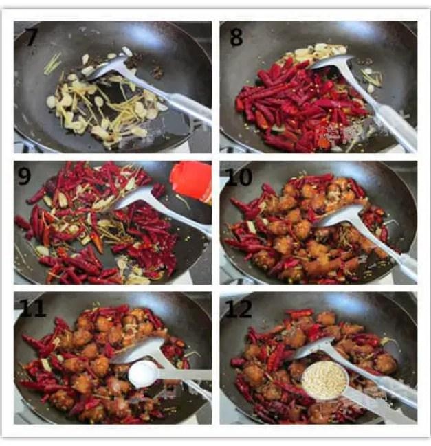Yzenith Hot Spicy Chicken Nuggets image 3