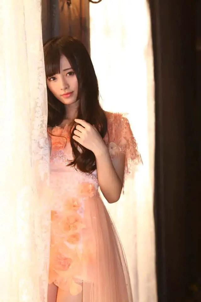 Most Beautiful Chinese Woman鞠婧袆10