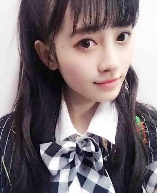 Most Beautiful Chinese Women 鞠婧袆