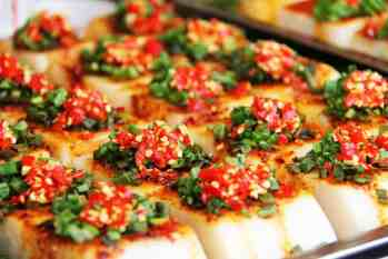 yzenith chinese food blog-china travel-jinli street local snack-spicy tofu