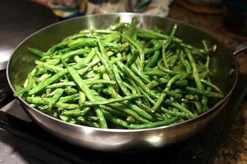 Chinese Green Beans Chinese Grandma