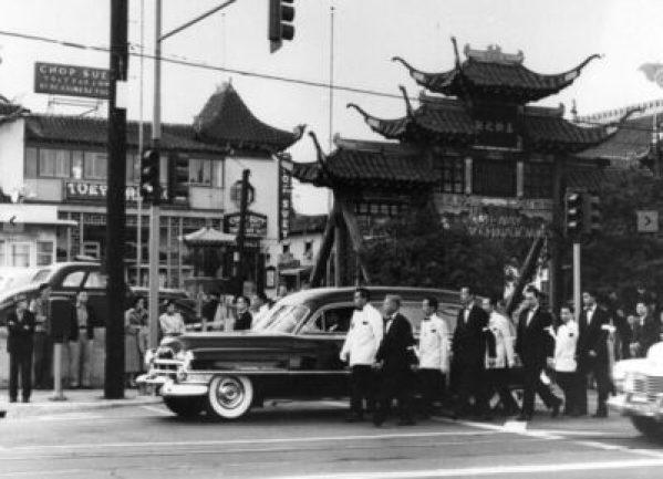 48 - 洛杉矶华人区简史 每个移民都要了解