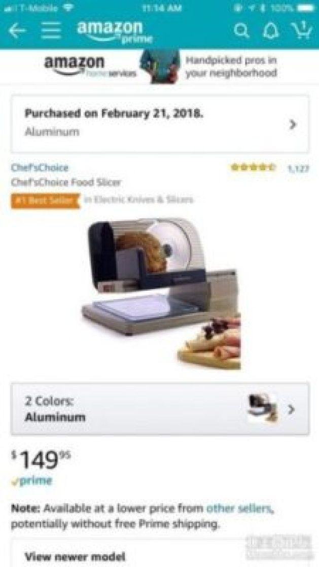 2018032100205182 - 超好用的切肉机 在美国涮羊肉吃火锅必备