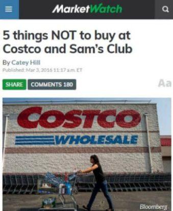 2019032619485038 - Costco等仓储超市有5类商品千万别买