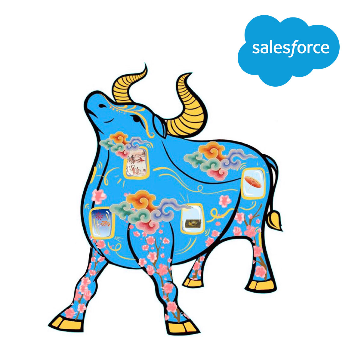 Salesforce Ancient Tech