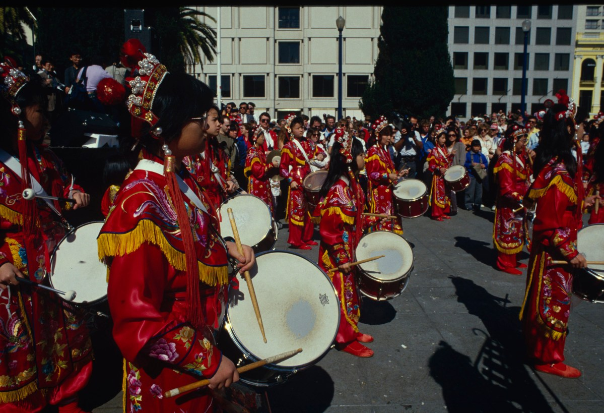 1989 SL 060 St Marys Drum Corps 1