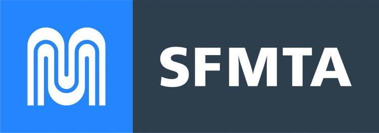 SFMTA18 Logo Horz CMYK