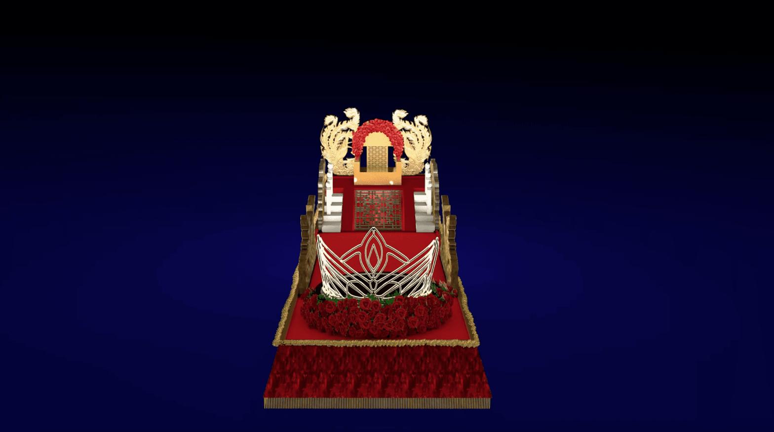 Thunder Valley Casino Resort 3D Render