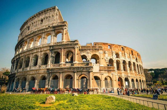 Italia tourist