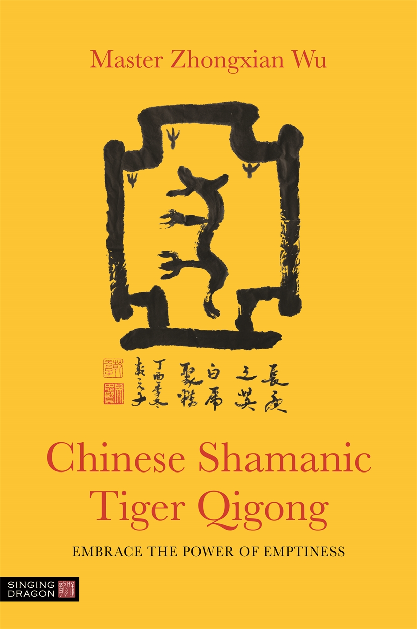 Chinese Shamanic Tiger Qigong Book