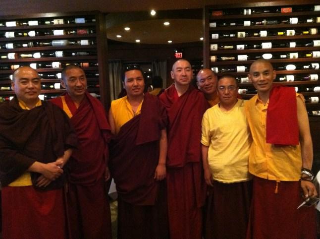 Lama Gathering