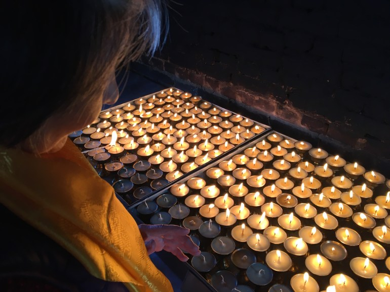 lighting-candles