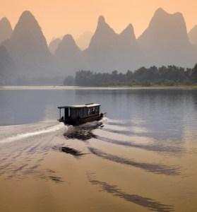 Li River - Guilin - China