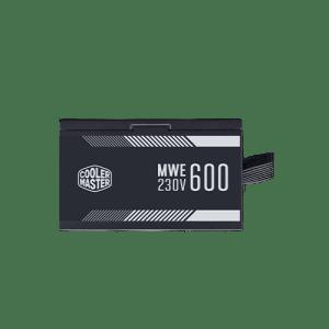 Cooler Master MWE 600 White 230V-V2