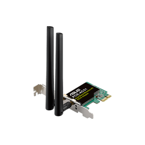 ASUS PCE-AC51 Wireless-AC750 Dual-band PCI-E Adapter