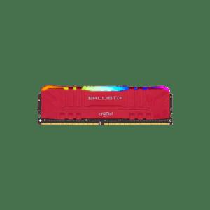 Crucial Ballistix RGB 8GB DDR4-3000 MHz