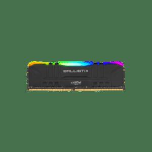 Crucial Ballistix RGB 8GB DDR4-3200 MHz