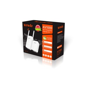 Tenda PJ5-AV1000 Wi-Fi Powerline Extender Kit