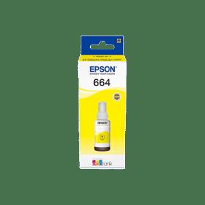 Epson T6644 YELLOW INK BOTTLE 70ML