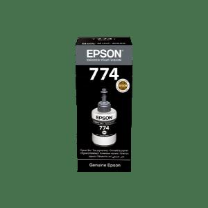 EPSON 744 Black Ink Bottle High Capacity Ink