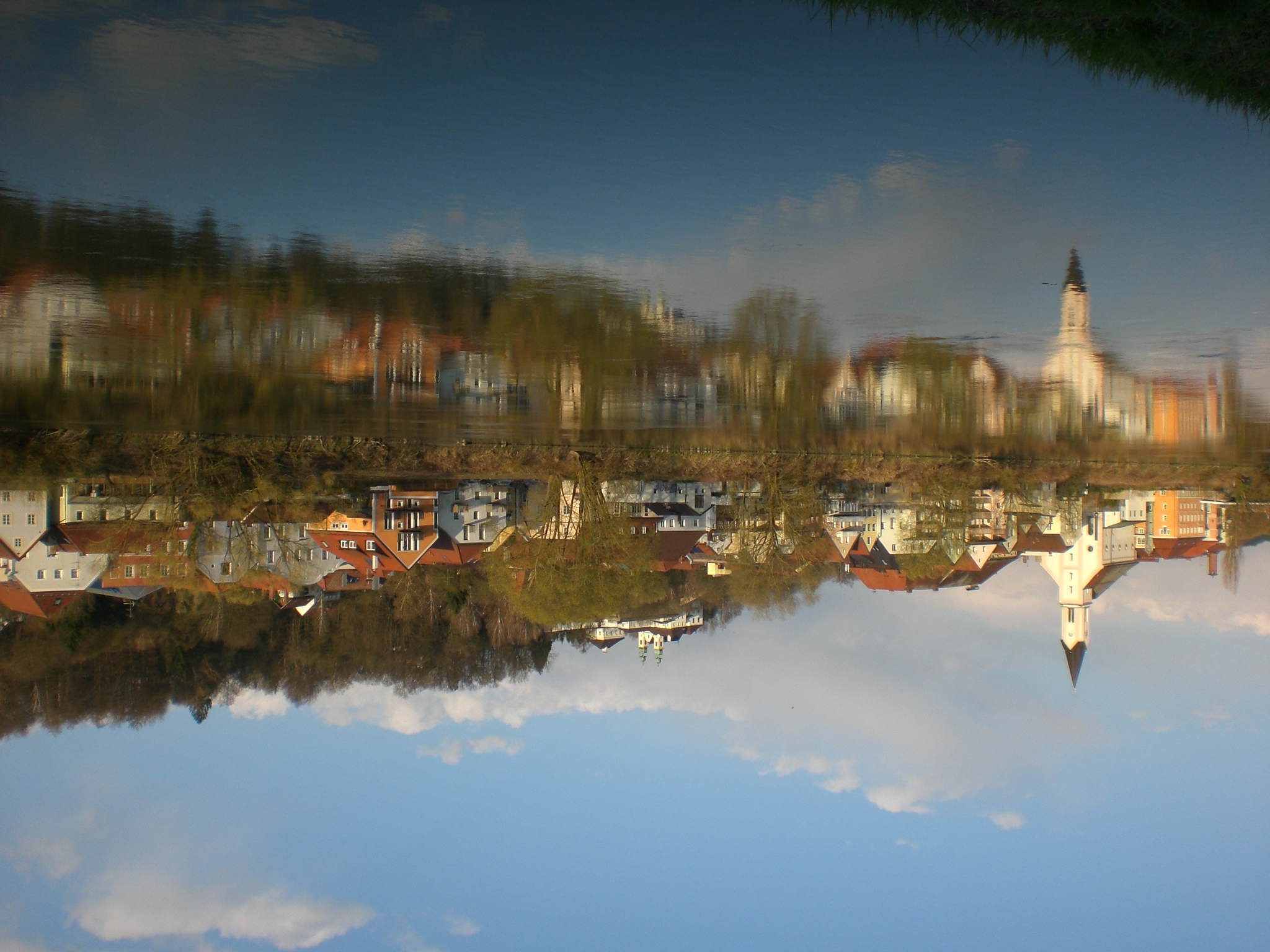 Passau im Frühling