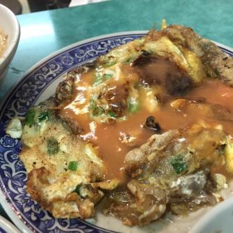 Best Oyster Omelette!!