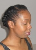 Shea Moisture Smooth & Repair Blow Out Cream_jumbo twists right side