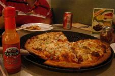 Mennonite Pizza