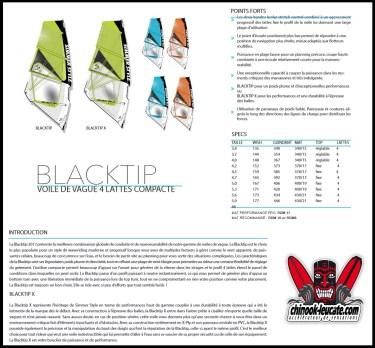 blacktip spec