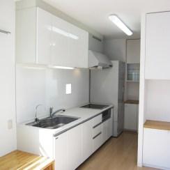 オーナー住宅キッチン