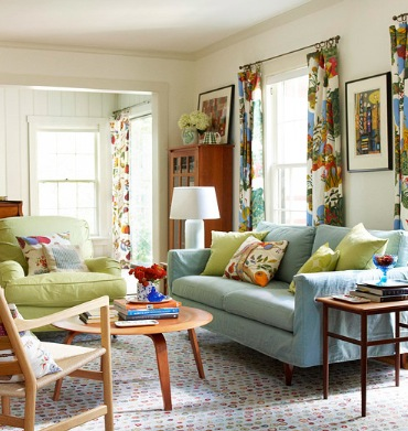Mixing Patterns- Adding interest to your decor