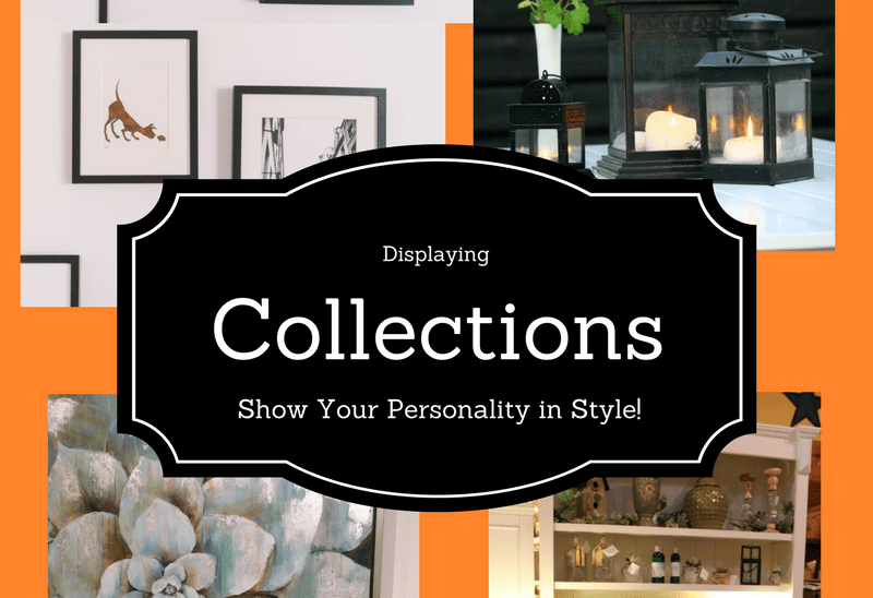 Displaying Collections: Show Your Personality in Style