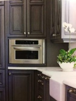 design trends kitchen cabinet color palette