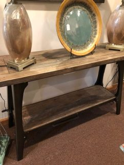 console-table-modern-industrial