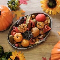 fall scents with potpourri