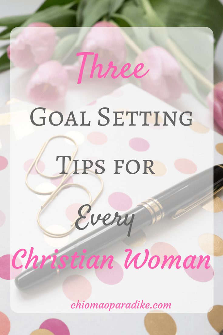 Are you ready to set amazing goals that compliment your faith? Here are three tips you need to set goals are in line with your christian values.