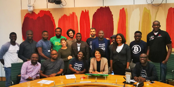 All Party Parliamentary Group for Africa hosts roundtable with Africa's top tech start-ups