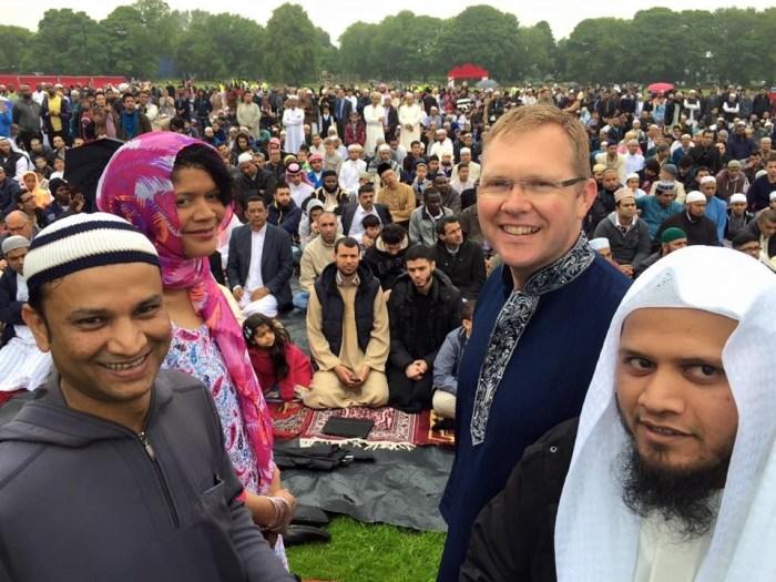 Eid at Nunsmoor