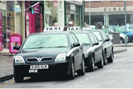 New Taxi and Minicab Laws could put passengers in  Newcastle at risk