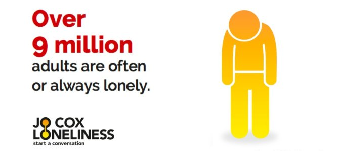 Leading organisations call for government action on loneliness