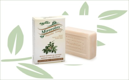 Natuurlijke zeep mastiek