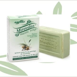 Natuurlijke zeep olijfolie