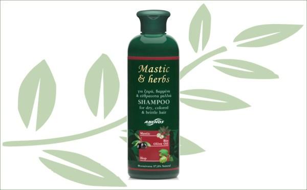 Shampoo voor droog, gekleurd of broos haar